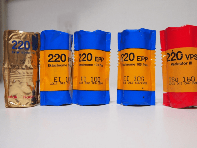 Order 220 Film Developing by Mail